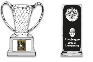 palmares Virtus - EUROLEGA-199 -2001
