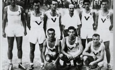 Virtus Campione d'Italia 1945/1946