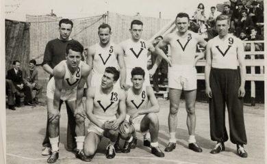 Virtus Campione d'Italia 1946/1947