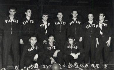 Virtus Campione d'Italia 1947/1948