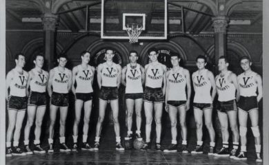Virtus Minganti Campione d'Italia 1954/1955